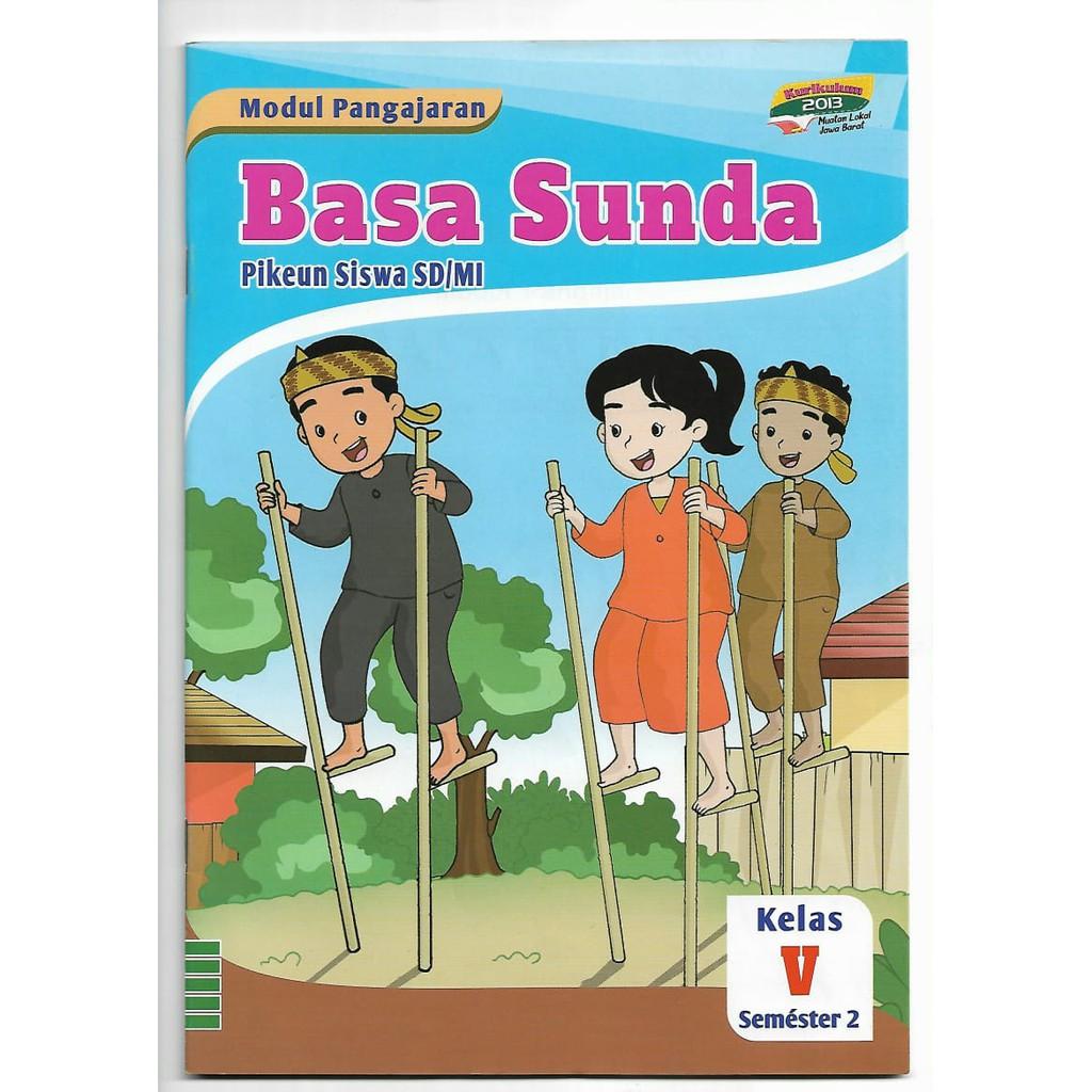 Buku Bahasa Sunda Kelas 5 Ilmusosial Id