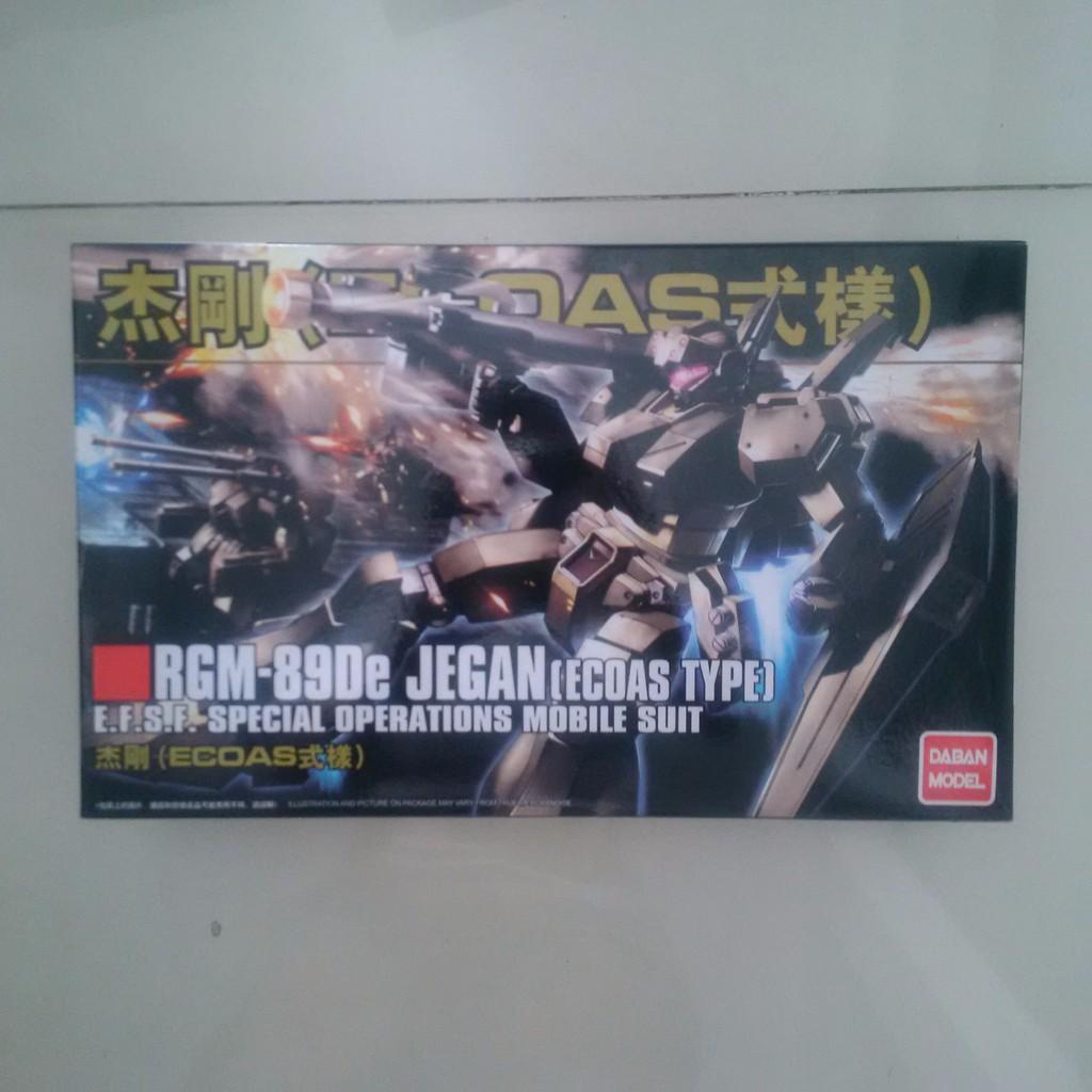 Gundam Hguc 196 Ms 07b Gouf Shopee Indonesia 097 Rgm 89 Jegan 59935