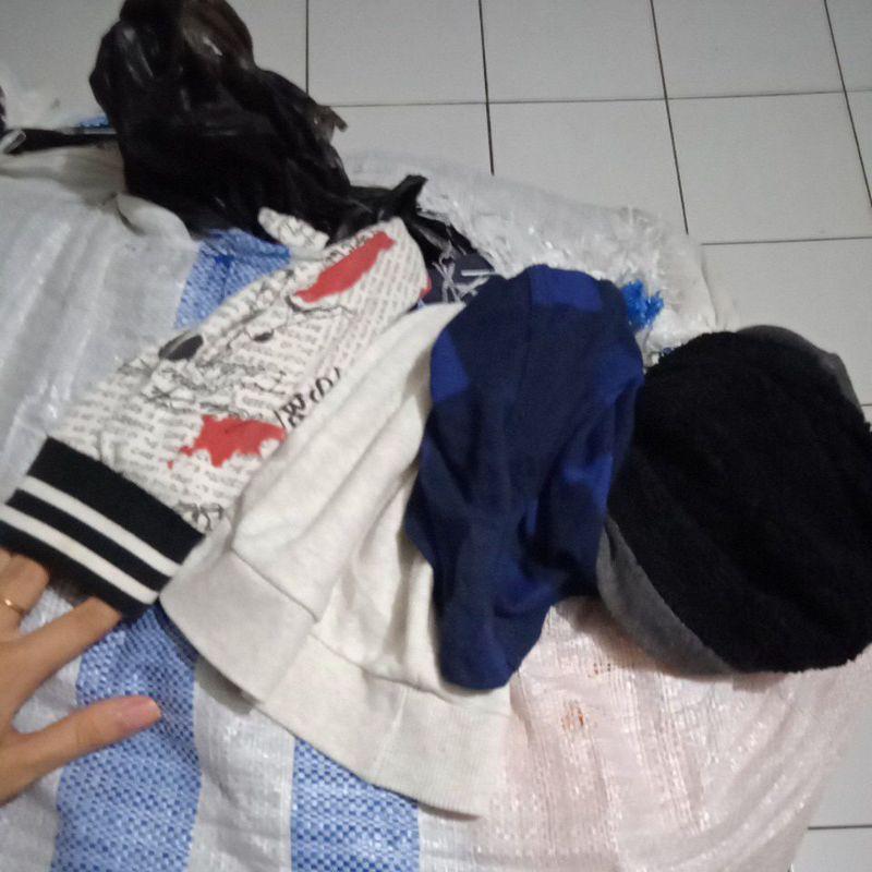 BAL HOODIE Jacket Sweater Hillux Ball KOREA STOK Terbatas!!!