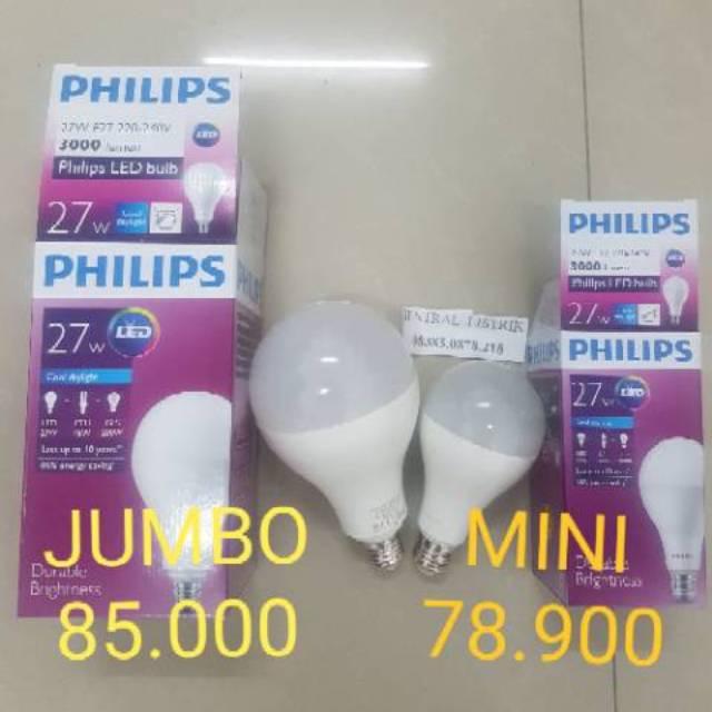 LAMPU LED PHILIPS 19 WATT 19WATT 19W 19 W LAMPU PHILIPS LED BOHLAM | Shopee Indonesia