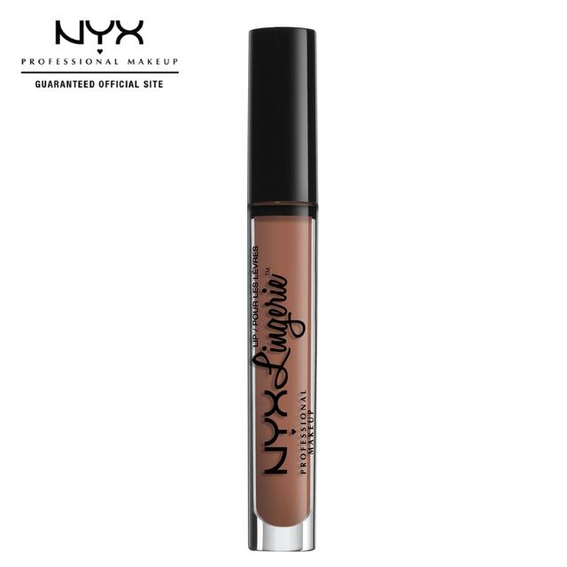 NYX Professional Make Up Lingerie Liquid Lipstick - 04 Ruffle