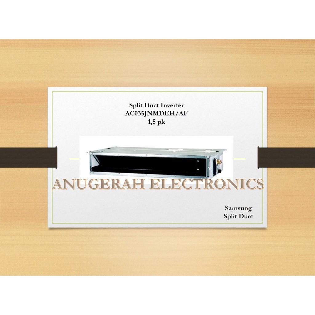 AC Samsung AC035JNMDEH SPLIT DUCT INVERTER 1.5 PK