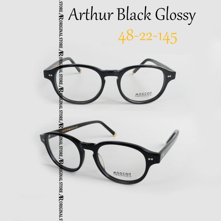 Kacamata Moscot Lemtosh Arthur Black Glossy Kw Super Frame Minus Plus  Kacamata Baca Lensa Clear  2ec0111d8f