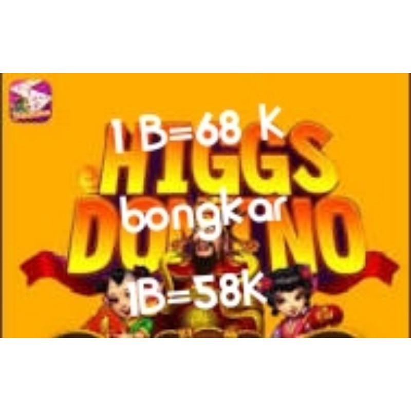 Agen Resmi Chip Higgs Domino