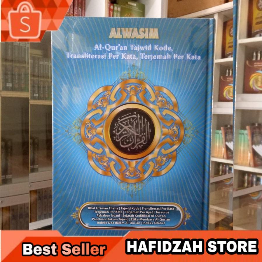 Termurah Alquran Al Wasim Besar A4 Al Quran Alwasim Tajwid Arab Latin Terjemah