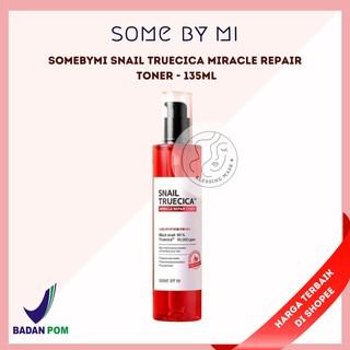 [BPOM] SOMEBYMI SNAIL TRUECICA MIRACLE REPAIR TONER - 135ml thumbnail