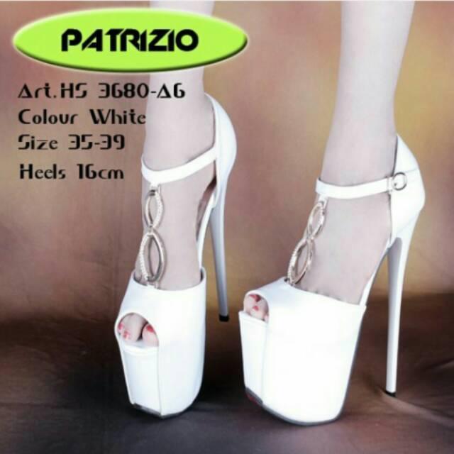 HEELS PATRIZIO  fc46a1b125