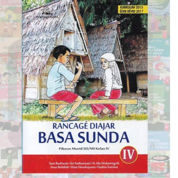 Kunci Jawaban Buku Rancage Diajar Basa Sunda Kelas 5