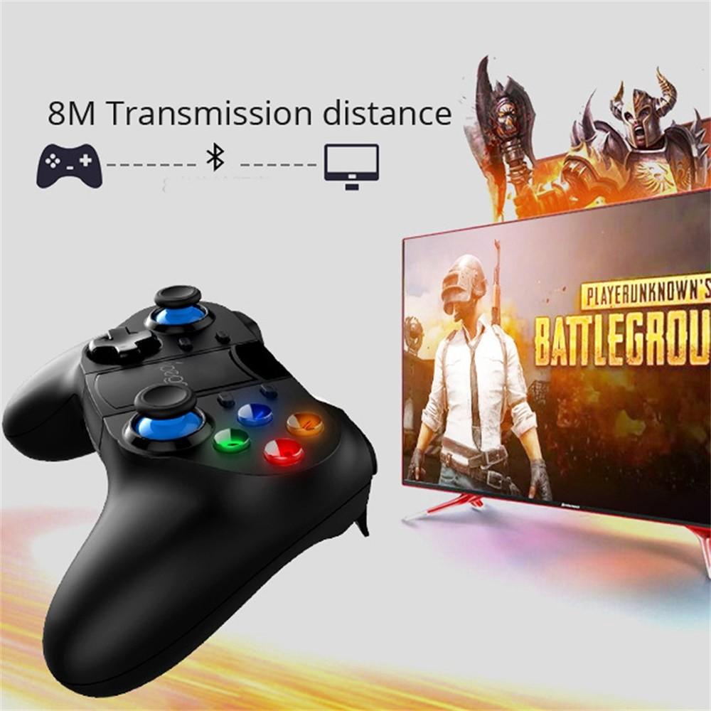 Gamepad Bluetooth Ipega Devil Z Pg 9129 Joystick Wireless Controller For Pc Gadget Shopee Indonesia