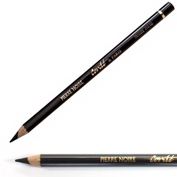 Cont/é /à Paris Round 2B Carbon Sketching Pencil