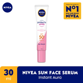 Nivea Sun Face Protection Serum Spf 50+ Pa +++ - Instant Aura 30ml
