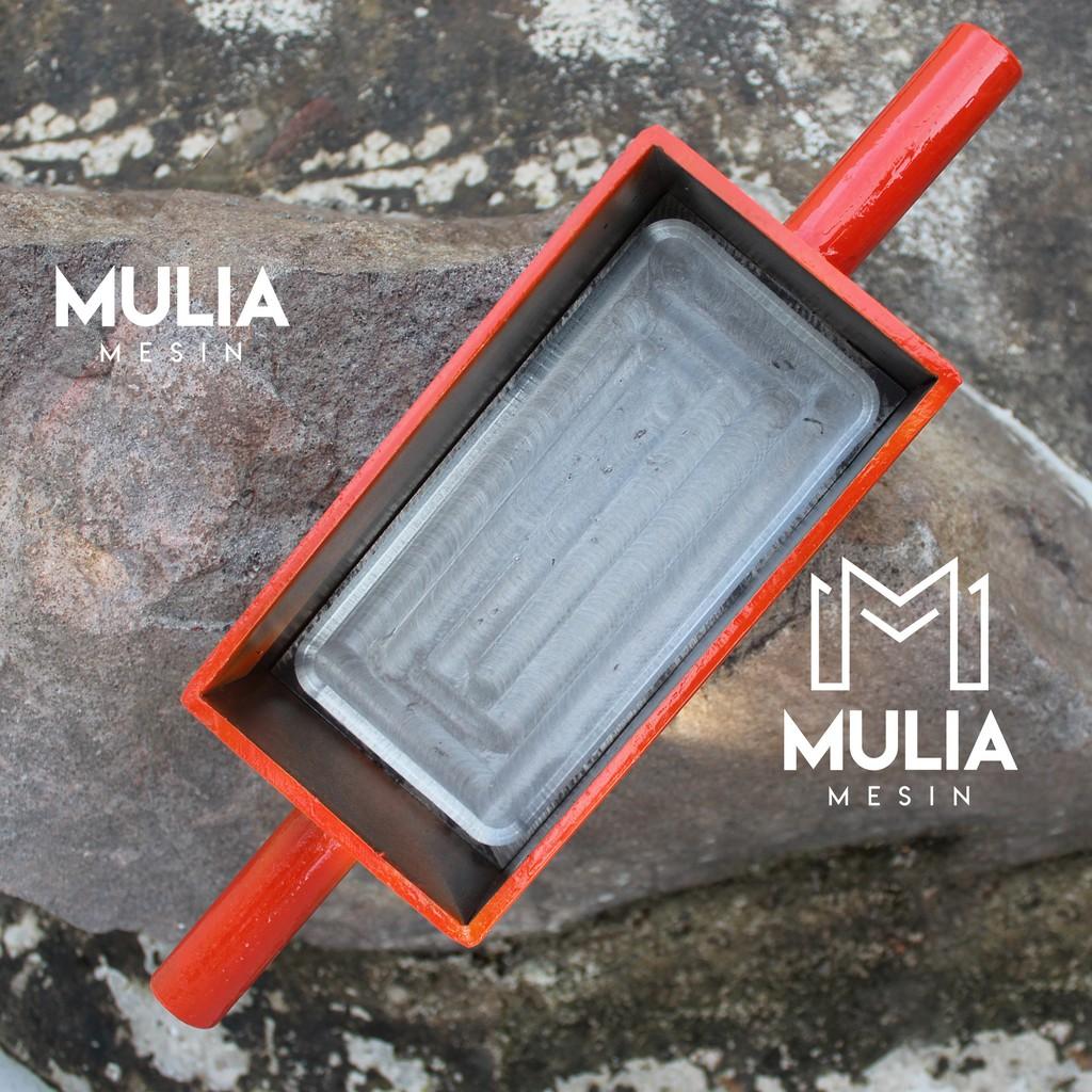 cetakan paving block alat cetak paving bata cetakan paving 10 x 20 cm  Shopee Indonesia