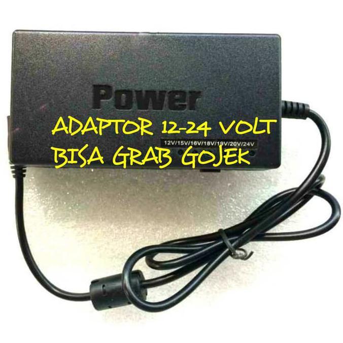 Adaptor 12 volt - 24 volt - adapter 12 volt -24 volt