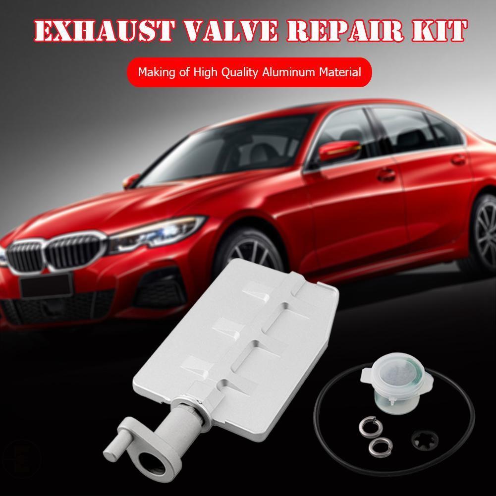 Valve Rebuild Aluminium Repair Fix Kit For BMW DISA  Overhaul M54 3.0 ltr US
