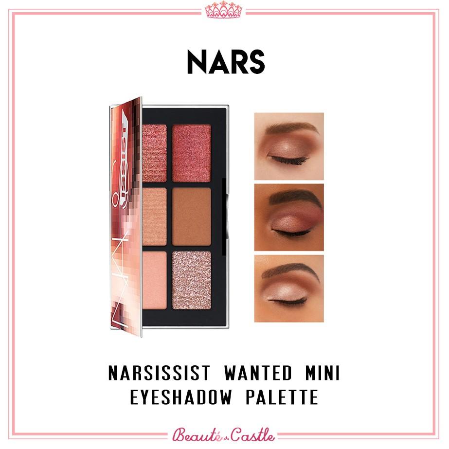 Nars Narsissist Wanted Mini Eyeshadow Palette Shopee Indonesia