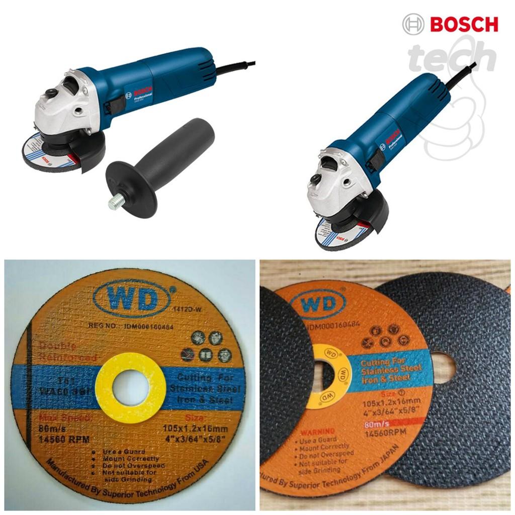 Handle Pegangan Gerinda BOSCH GWS 060 GWS 5-100 GWS 7-100 | Shopee Indonesia