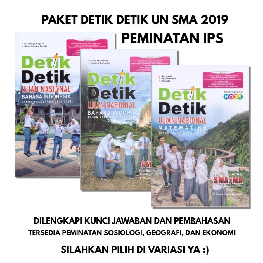 Kunci Jawaban Detik Detik Sma 2019 Pdf