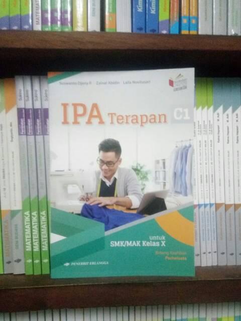 Ipa Terapan Smk Mak Kls X Kurikulum 2013 Edisi Ki Kd Shopee Indonesia