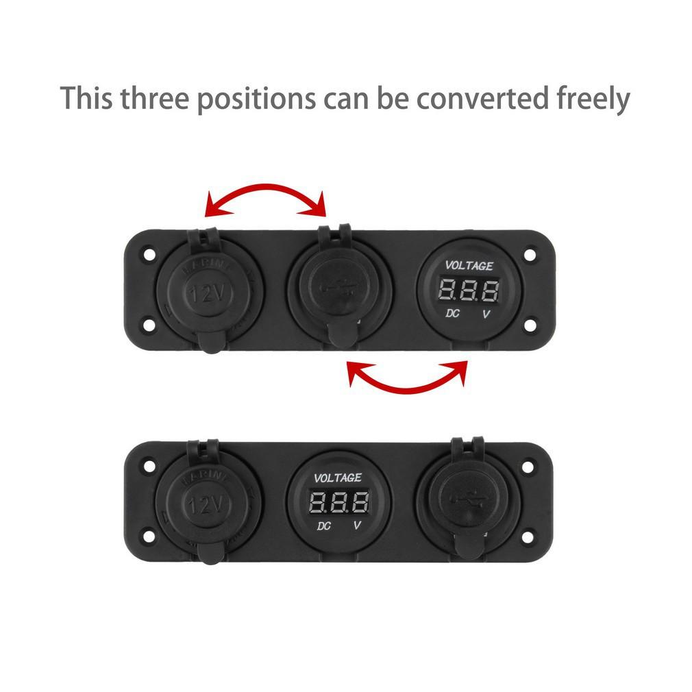Set 3pcs Adaptor Socket Joint Universal Ukuran 1 4 Tekiro 3 8 F X 2 M Shopee Indonesia