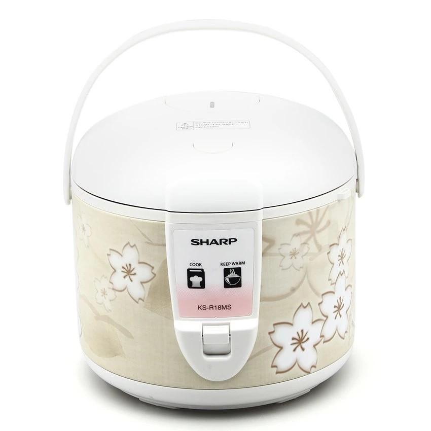 Rice Cooker Sharp KS-R18MS