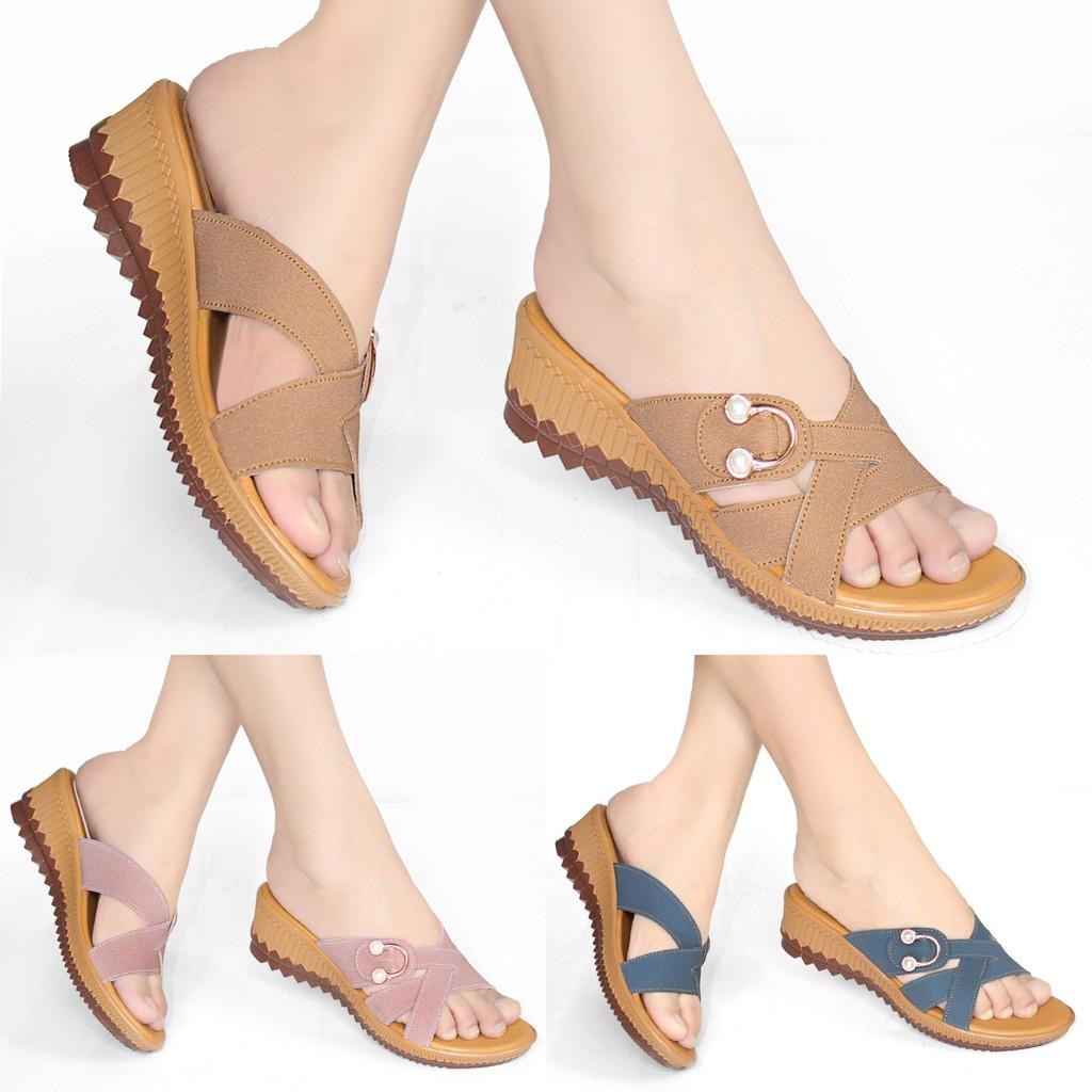 Harga Sandal Sophie Paris Terbaik Wedges Sepatu Wanita Juli 2020