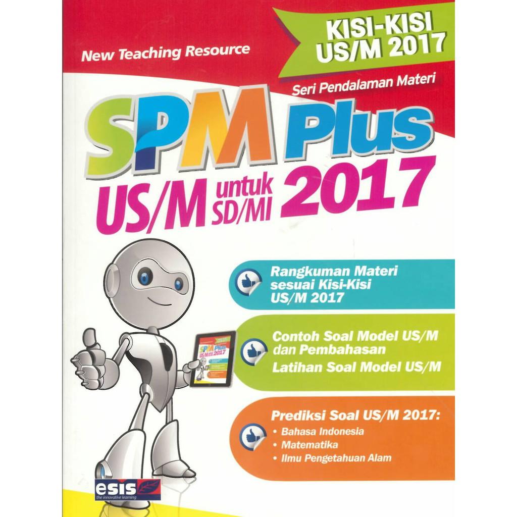 Kunci Jawaban Spm Plus 2017 Bahasa Indonesia Paket 1 Guru Galeri