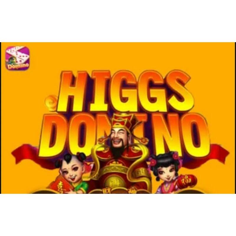 chip higgs domino eceran kecil 100m 24 jam online