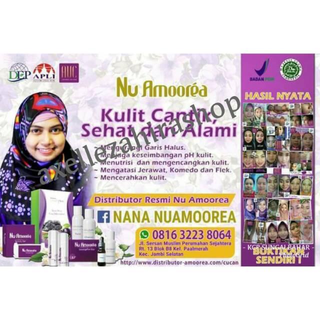 Spanduk Nuamoorea Shopee Indonesia