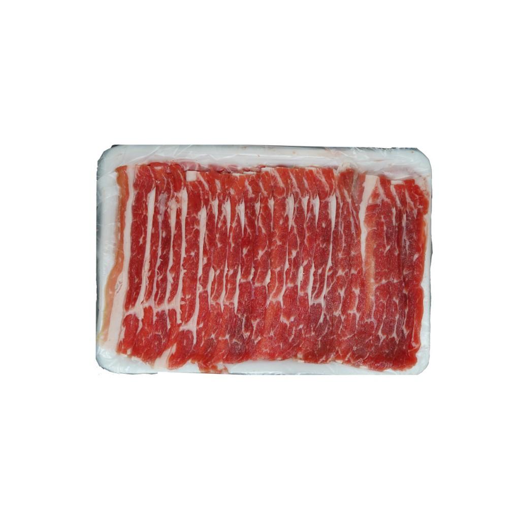 Daging slice US Shortplate 500 gr