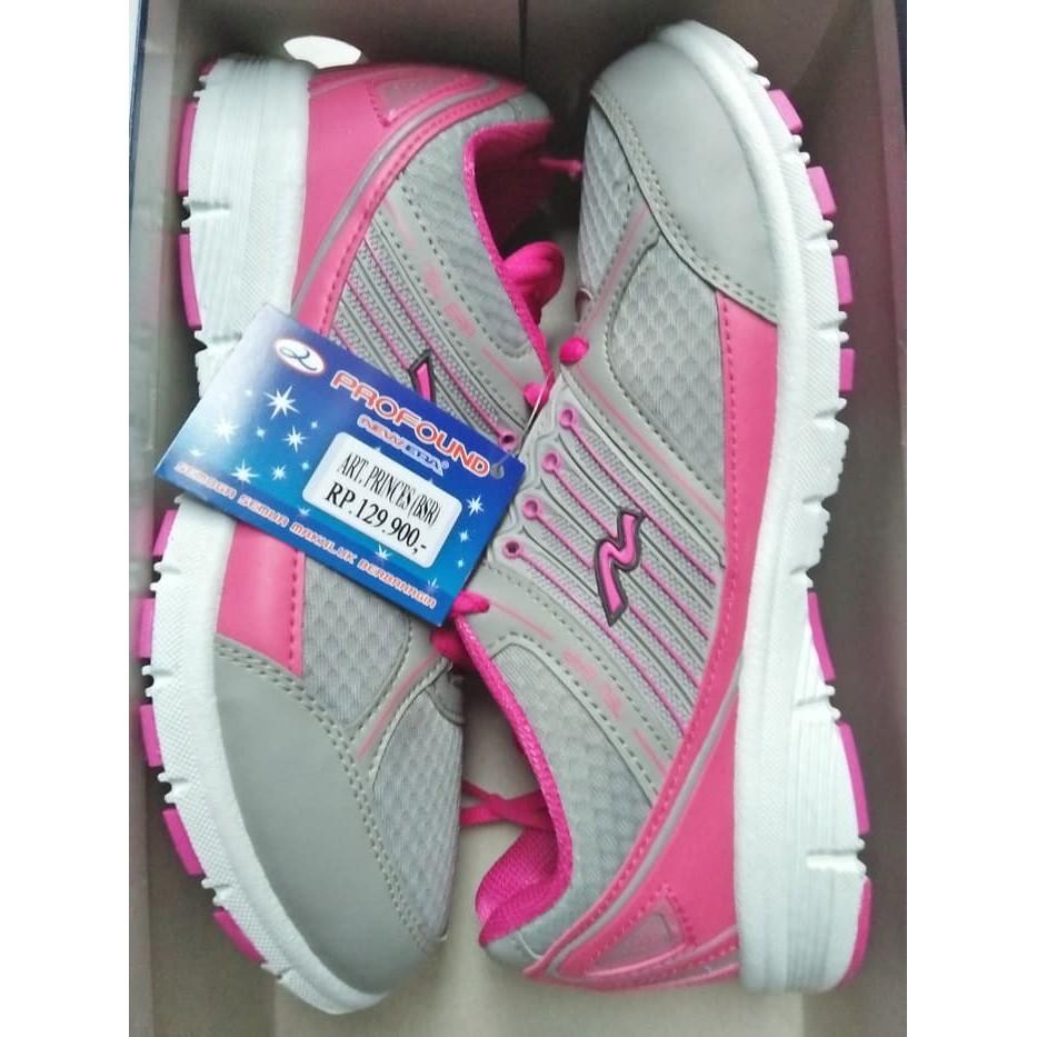 Dijual Amazara Evelyn Pink Sneakers Merah Muda 39 Diskon Shopee White Putih 36 Indonesia