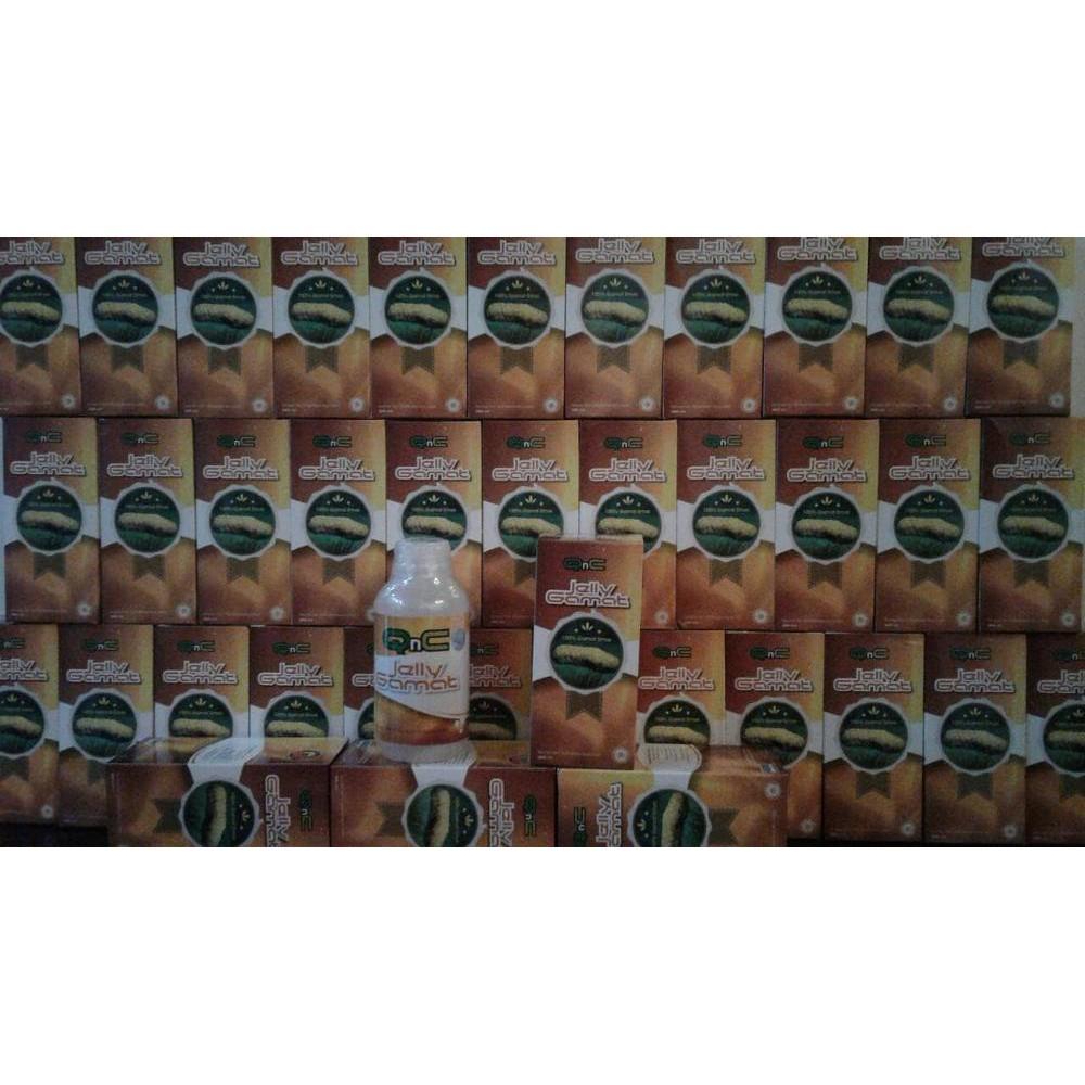 Qnc Jelly Gamat Asli Herbal Terbaik Terjamin Dan Bergaransi Terlaris Distributor Utama Kota Bekasi Shopee Indonesia