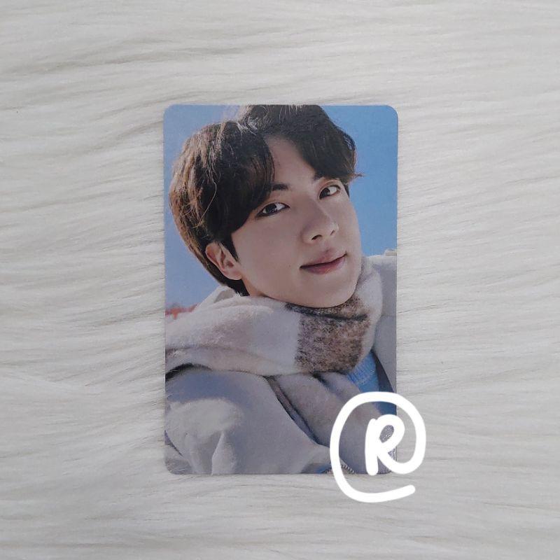 [ TRADE ] BTS Winter Package 2021 Random Photocard Winpack PC Jin to Jimin