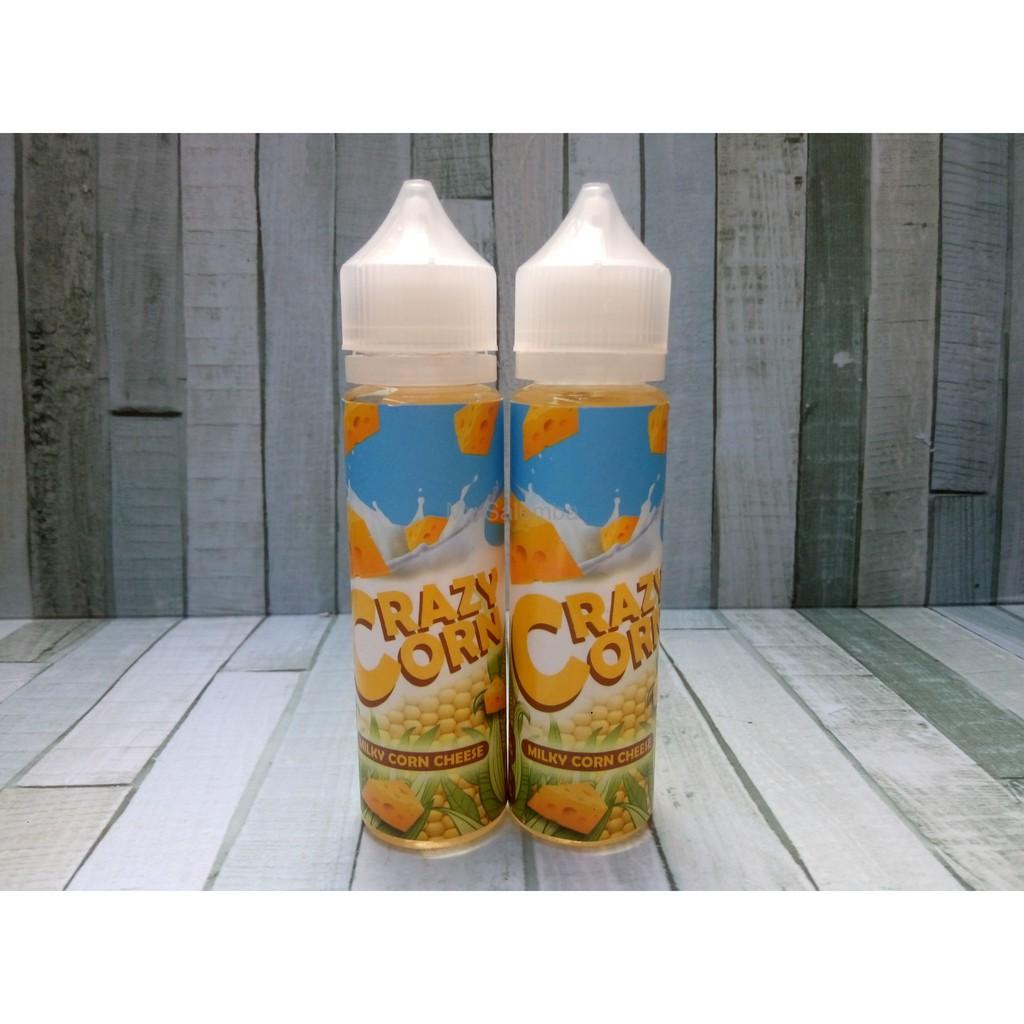 Premium Liquid Crazy Corn Milky Cheese 60ml Harga Vape Mango 3mg Lokal Jm354 X Crazycorn Jasuke 4 Rda Rta Rdta Therion Jagung Susu Keju
