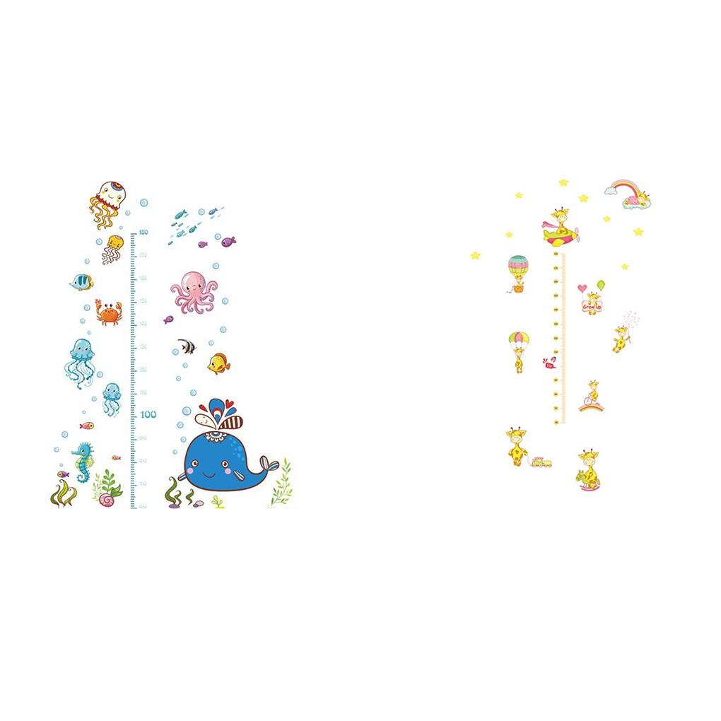 【 Topfire 】 Wallpaper PVC Gambar Kartun Hewan Untuk Anak
