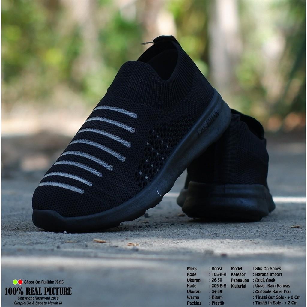 Sepatu Sneakers Boost 105 Couple Anak Dan Ibu 28 39 Shopee Indonesia