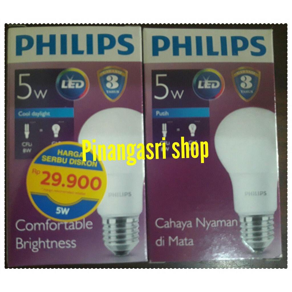 Dapatkan Harga Undefined Diskon Shopee Indonesia Lampu Bohlam Bulb Led Philips 4 W 4w Watt 4watt Paket Kelipatan 12 Pcs