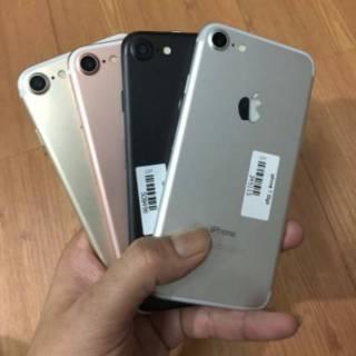 APPLE Iphone 7 256GB/128GB/32GB fullset second mulus 100% original