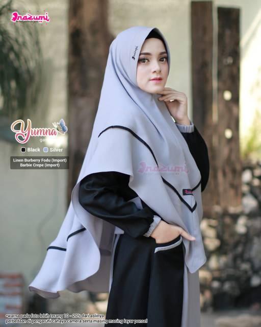 Yumna Dress By Nazumi Ori Ready Size M L Shopee Indonesia