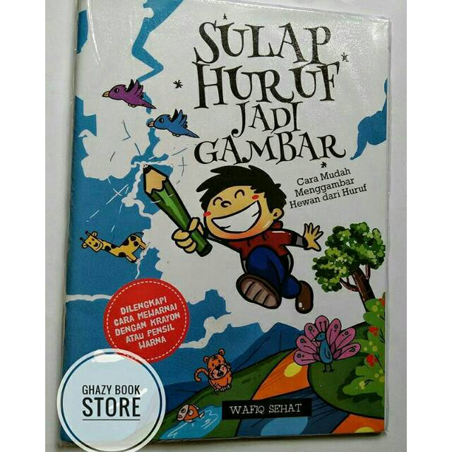 Sulap Huruf Jadi Gambar Shopee Indonesia