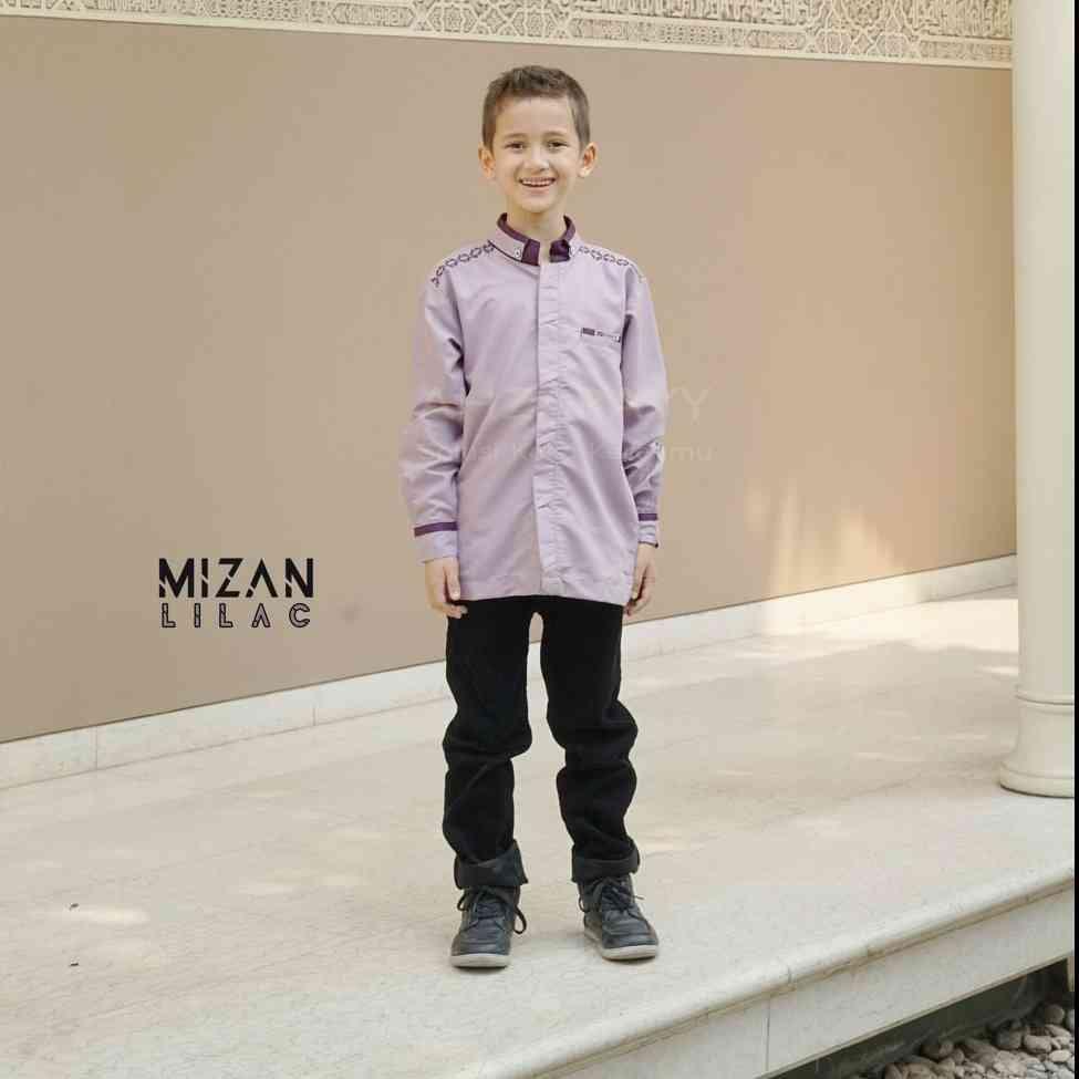 Koko Mizan Lilac (Ahzarayy)