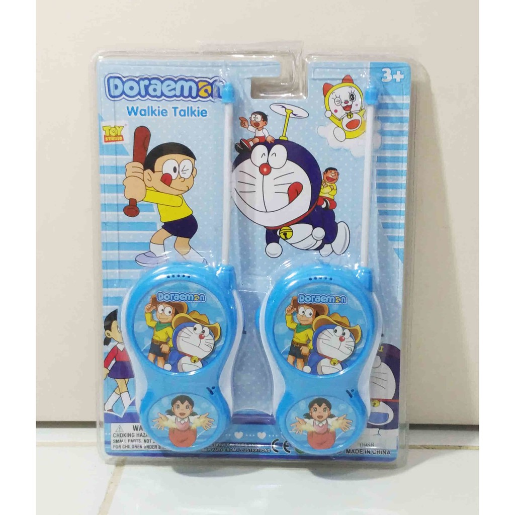 Mainan Anak Telepon Karakter Doraemon Shopee Indonesia Koleksi