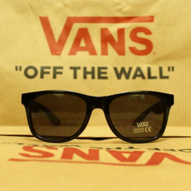Promo Kacamata Vans Spicoli Black UV Protection  482f07cf29