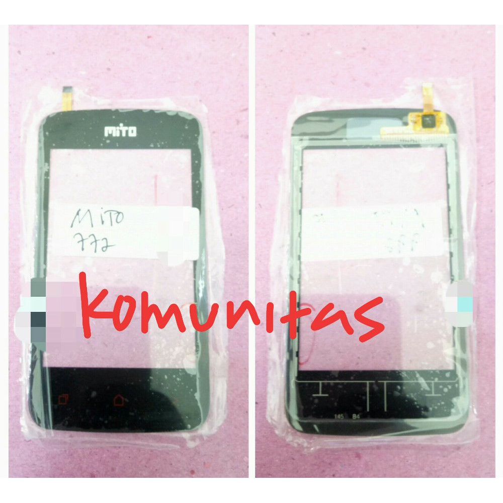 TOUCHSCREEN MITO 772 Limited