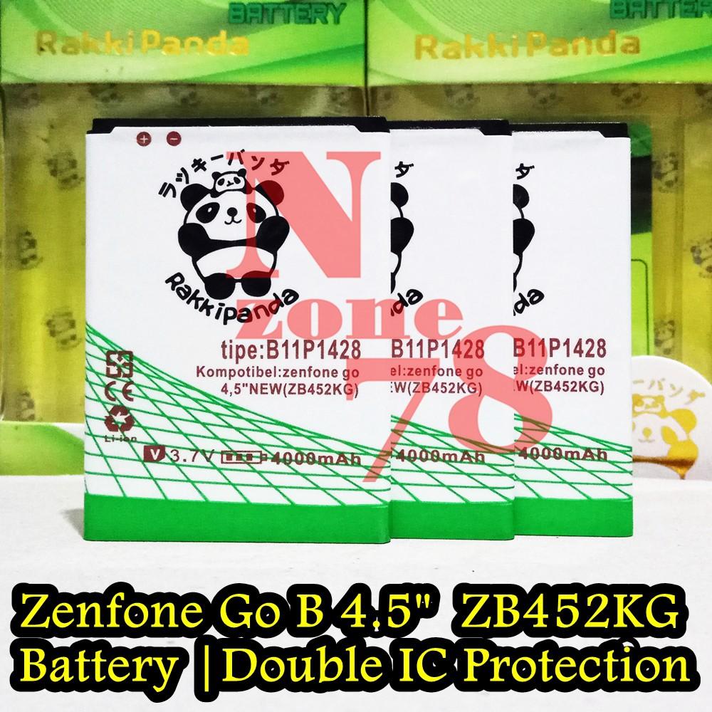 Baterai Asus Zenfone Go B ZB452KG X014D B11P1428 Double IC Protection
