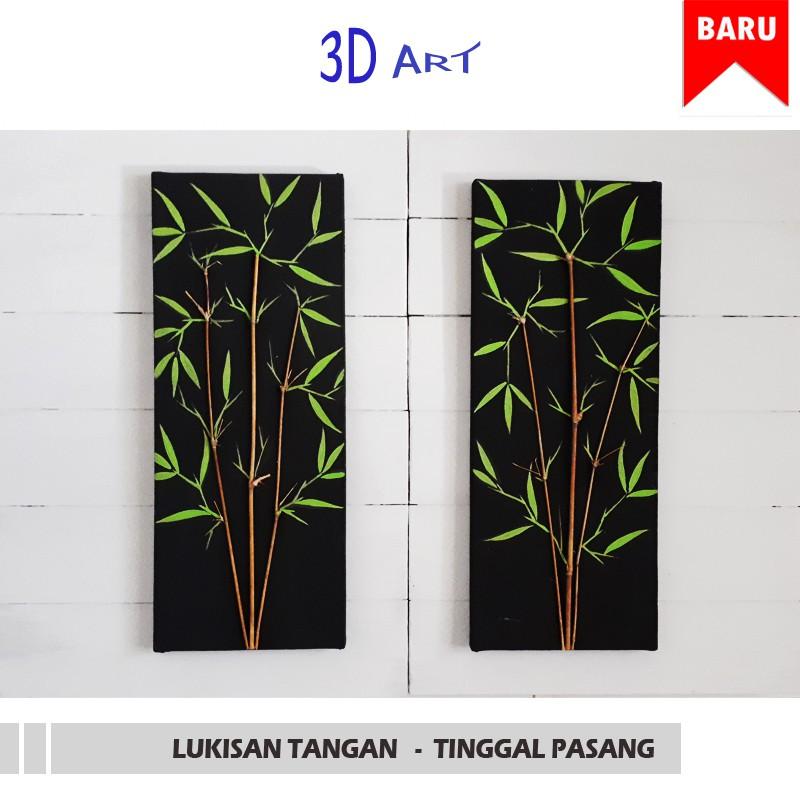 Lukisan Bordir Berlian 5D Jahitan Bersilang Desain Jarum   Shopee Indonesia