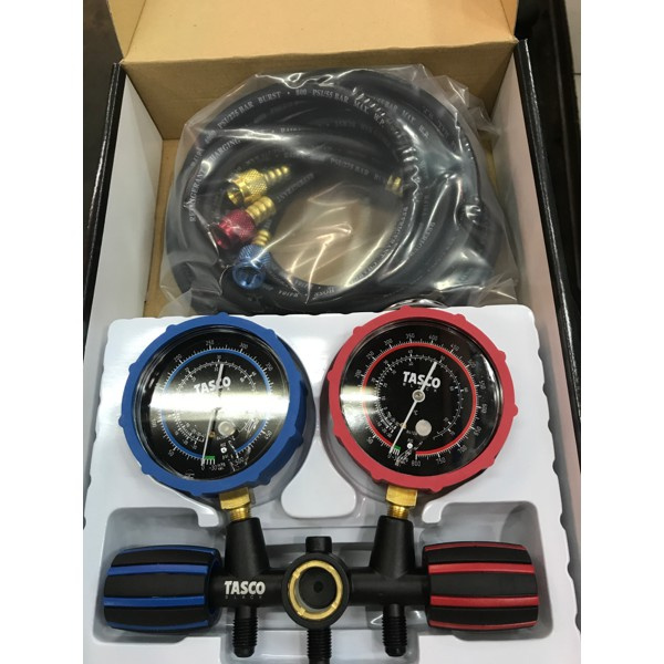 Manifold Gauge TASCO TB140SM | Shopee Indonesia