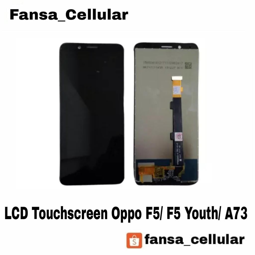 Lcd Fullset Oppo F5/F5 Youth/A73
