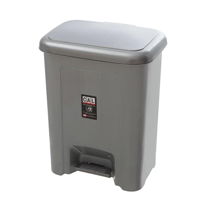 Tempat sampah Injak / Step on Dustbin 25ltr 725 Shinpo