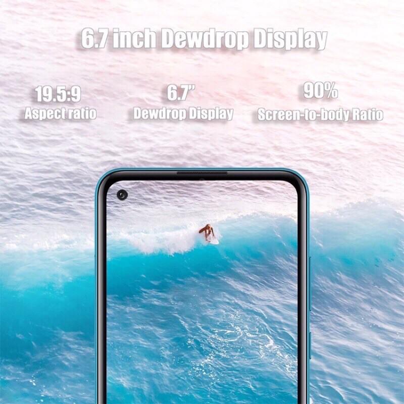 "Gome F15 | Ram 4GB & Rom 64GB Jaringan 4G Smartphone 6.7"" Hp Android"