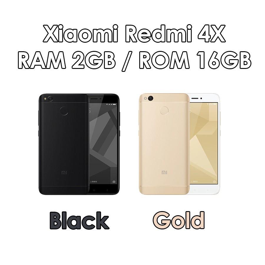 Xiaomi Redmi 4x 2 16gb Baru New Grs Distributor Shopee Indonesia Bestseller Prime Ram 3gb Internal 32gb Garansi Dist 1 Thn